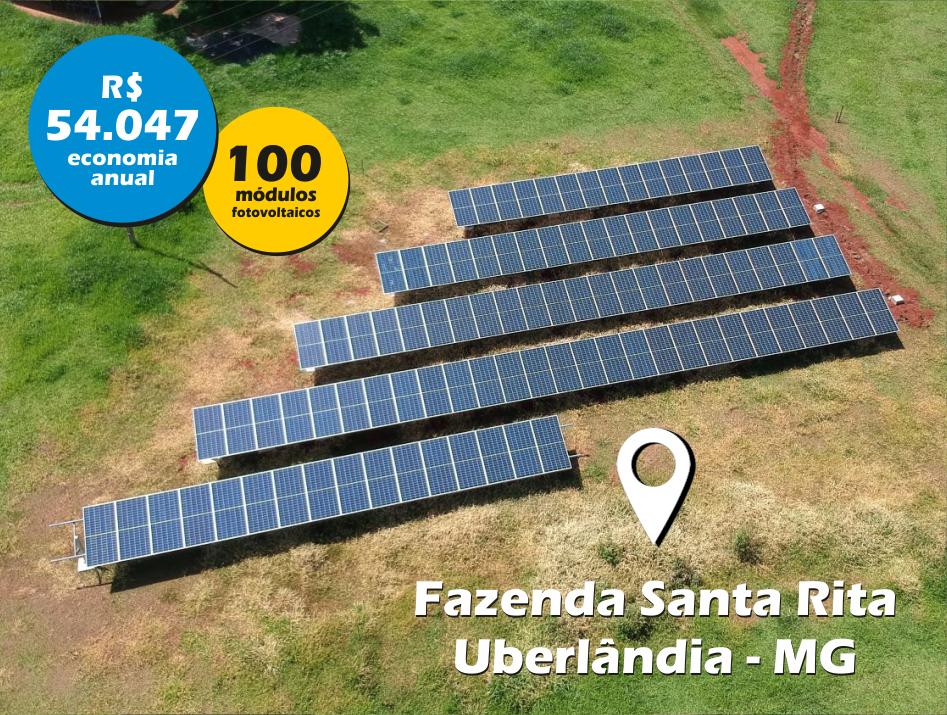 Fazenda Santa Rita / Uberlândia MG