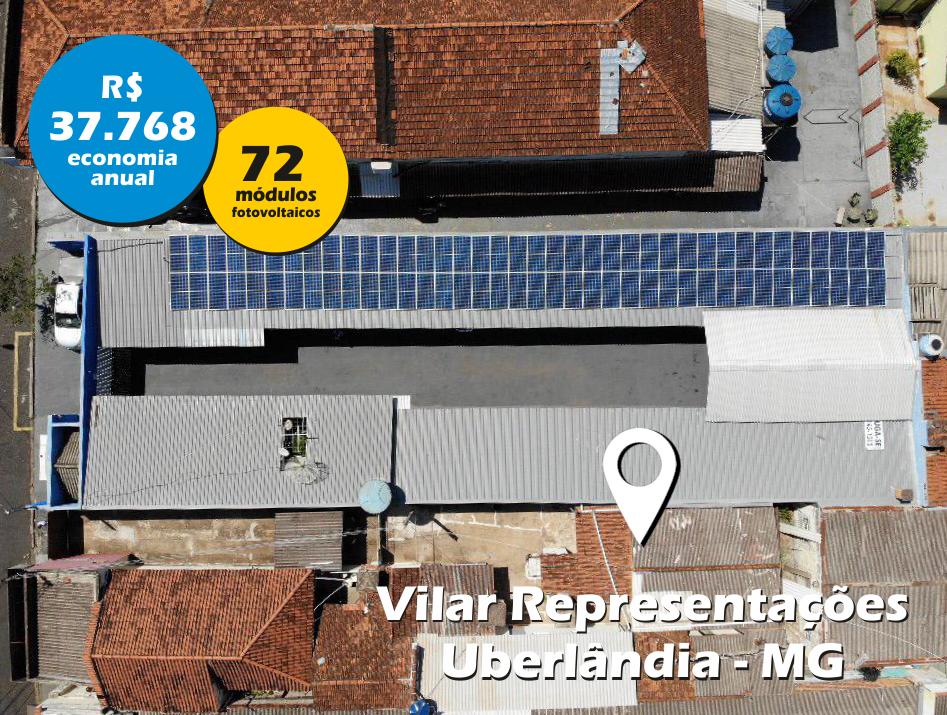 Vilar Representações / Uberlândia MG