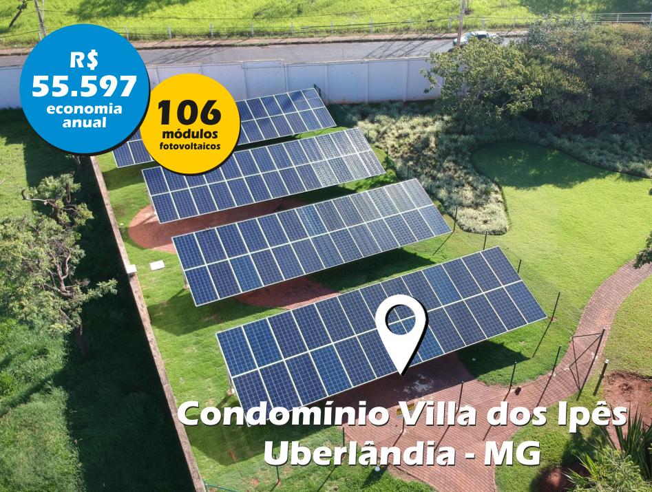 Condomínio Villa dos Ipês / Uberlândia MG