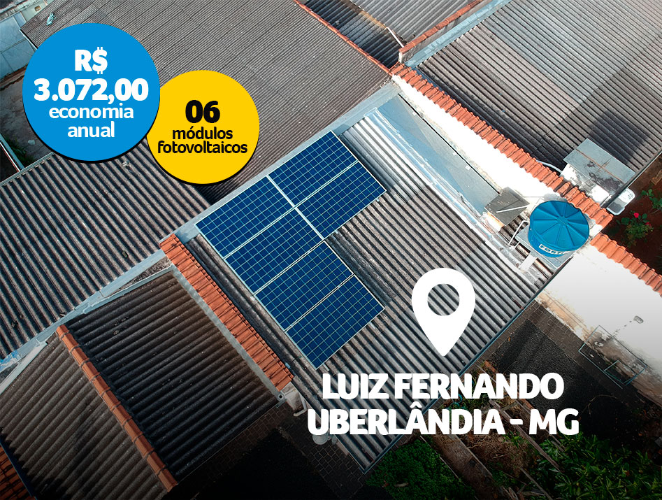 Luiz Fernando / Uberlândia – MG