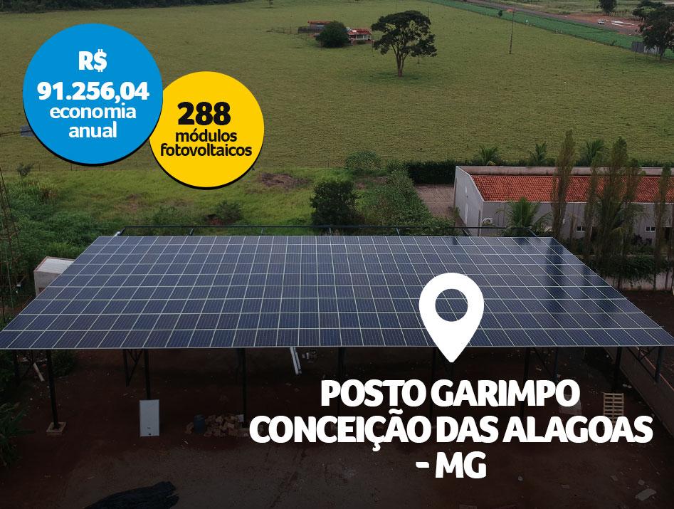 Posto Garimpo / Conceição das Alagoas – MG