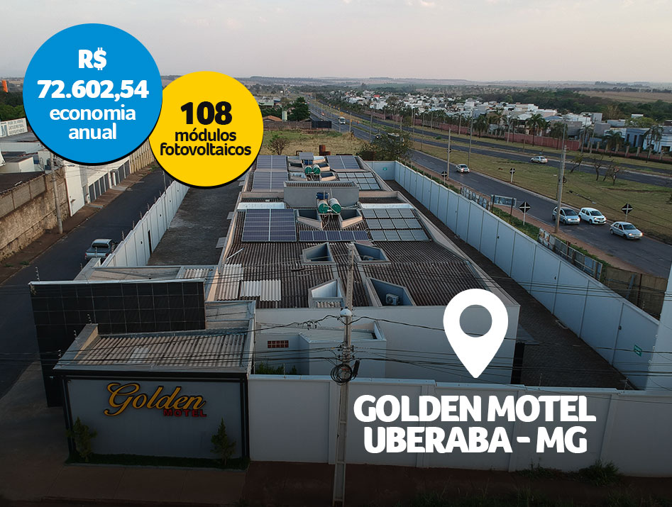 Golden Motel / Uberaba – MG