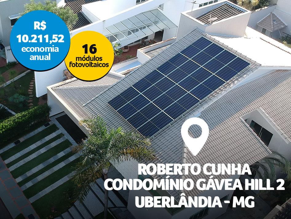 Roberto Cunha – Condomínio Gávea Hill 2 / Uberlândia – MG