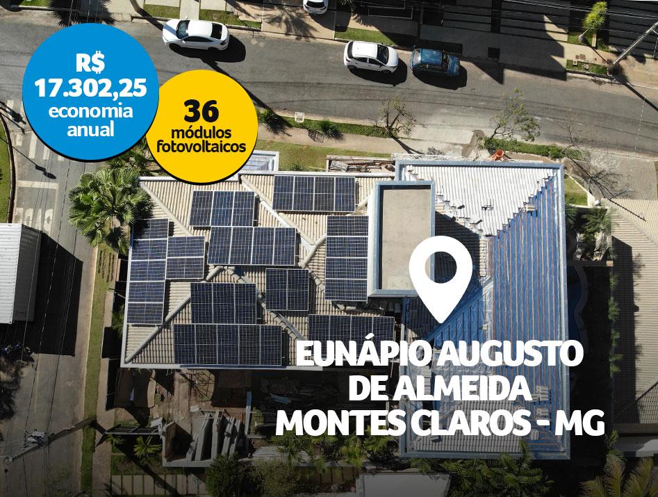 Eunápio Augusto de Almeida / Montes Claros – MG