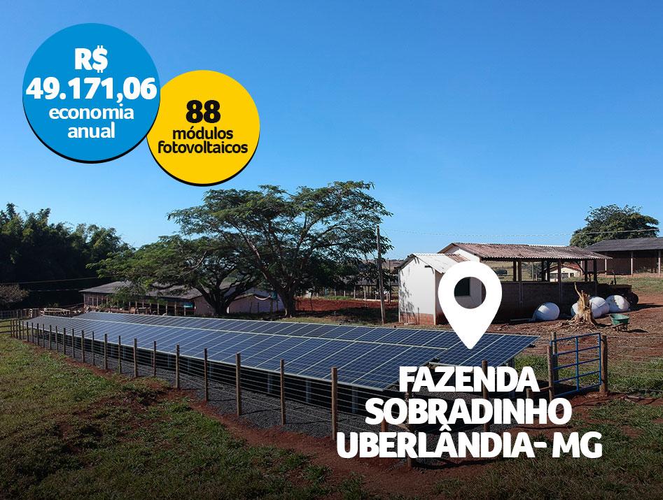 Fazenda Sobradinho / Uberlândia – MG